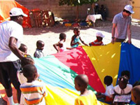 Child Friendly Spaces Haiti