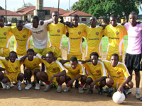 Kenya Youth Soccer Team Tournaments