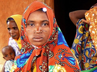 Burkina Faso Midwives