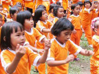 Indonesia Earthquake Relief Children