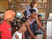 Venezuela Computer Center Library