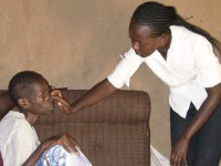 Home Based Care Kenya AIDS