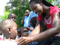 Kenya Orphans and Vulnerable Children