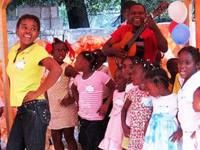 Haiti Children's Program
