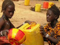 Burkina Faso Clean Water Access