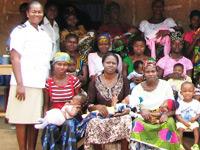 Nigeria Rural Health Centers