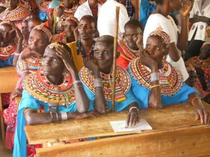 Meeting of the Samburu Women's Group